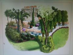 Les Jardins de la Pointe, Grayan