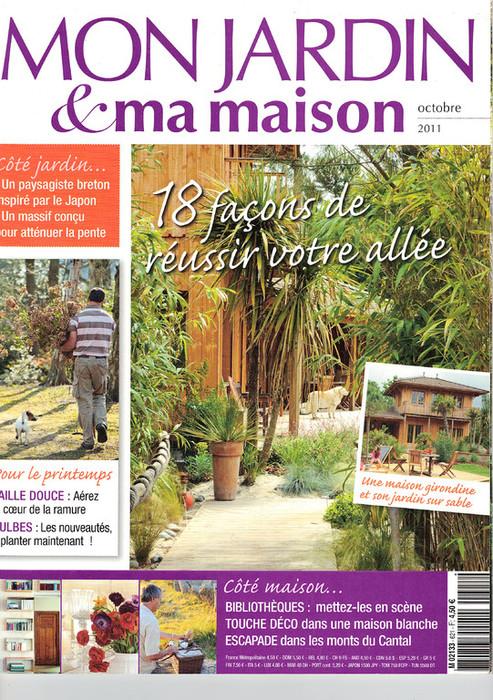 La presse 1 les jardins de la pointe for Abonnement mon jardin ma maison